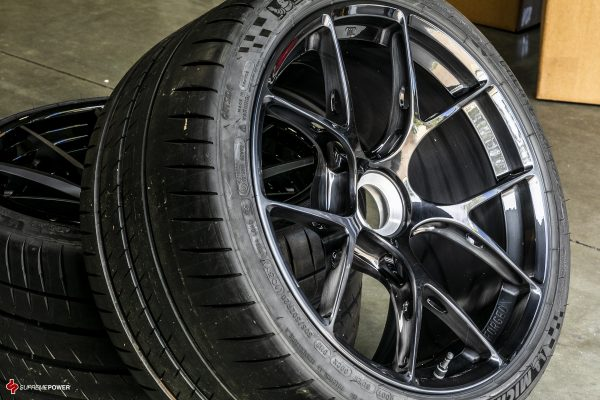 Michelin Pilot Sport Cup 2 305-30-20 With BBS FI-R