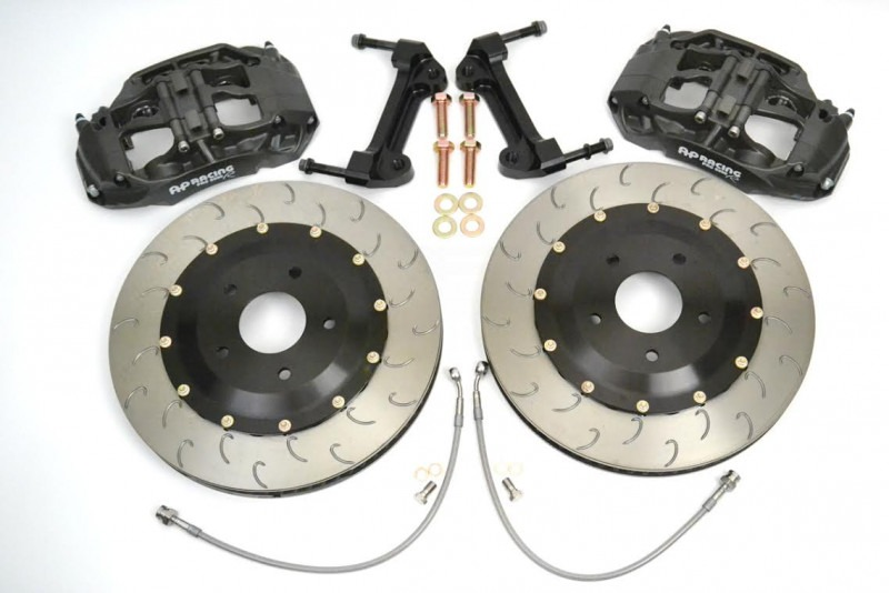 Essex Racing Radi-CAL Competition Brake Kit Front 9661 Porsche 991 GT3 & GT3RS