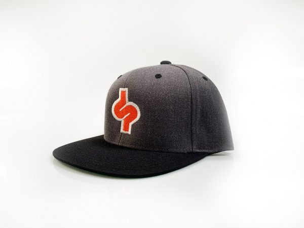 Supreme Power Hat Black and Gray