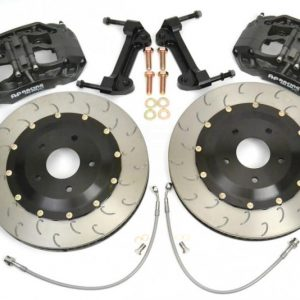 Essex AP Racing Radi-CAL Competition Brake Kit (Front 9661/355mm) Porsche 981 and 718 Boxster & Cayman
