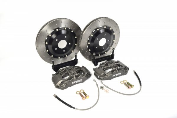 Essex AP Racing Radi-CAL Competition Brake Kit (Front 9661/355mm) Porsche 997.1 Base & 986/987 Boxster & Cayman