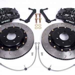 Essex AP Racing Radi-CAL Competition Brake Kit (Front 9668/372mm) Audi TT RS (8S)