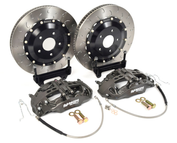 Essex AP Racing Radi-CAL Competition Brake Kit (Front 9668/372mm) F87 M2 & M2 Competition, F80 M3, F82 M4