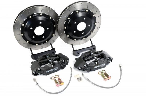 Essex AP Racing Radi-CAL Competition Brake Kit (Rear CP9449/380mm) Porsche 981 GT4