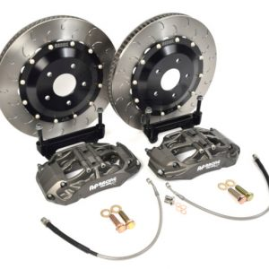 Essex Designed AP Racing Radi-CAL Competition Brake Kit (Front 9660/372mm)- F87 M2 & M2 Competition, F80 M3, F82 M4