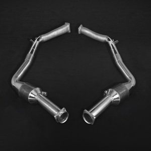 Capristo 100 Cell Sports Cats Downpipes - G-AMG (W463)