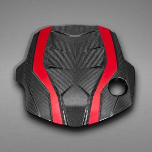 Capristo Carbon Fiber Engine Cover - RS4 / RS5 (B9)