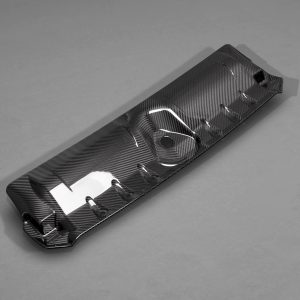 Capristo Carbon Fiber Lock Cover - RS4 / RS5 (B9)
