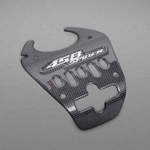 Capristo Carbon Lock Cover - 458 Italia / 458 Spider