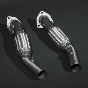 Capristo Cat Delete Pipes - F430 Scuderia/16M