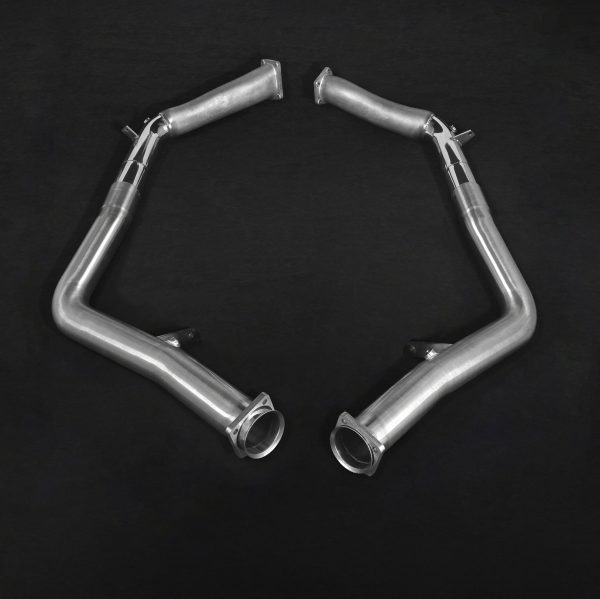 Capristo Catless Downpipes - G-AMG (W463)