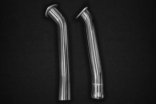 Capristo Secondary Cat Spare Pipes - New Vantage, AMR