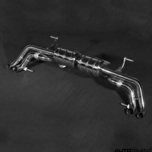 Capristo Series 1 Exhaust CES3 with Remote - R8 MK1 (TYPE 42)