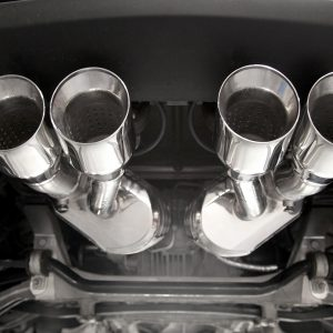 Capristo Valved Exhaust - C6