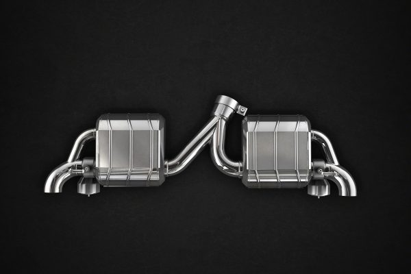 Capristo Valved Exhaust CES3 with Remote - A-CLASS (W176)