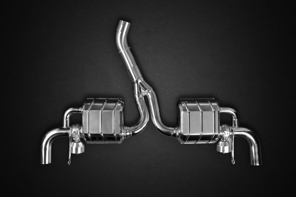 Capristo Valved Exhaust CES3 with Remote - CLA (C117)