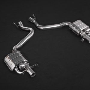 Capristo Valved Exhaust CES3 with Remote - E-AMG (W213)