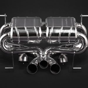 Capristo Valved Exhaust - LP 740 Aventador S