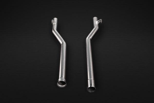 Capristo Valved Exhaust with Mid-Pipes CES3 with Remote - CLS-CLASS (C218)