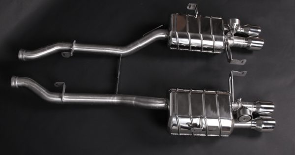 Capristo Valved Exhaust with Mid-Pipes CES3 with Remote - M3 (E90), M3 (E92/E93)