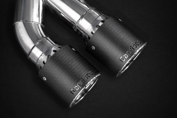 Capristo Valved Exhaust with Mid-Pipes CES3 with Remote - M5 (F90)