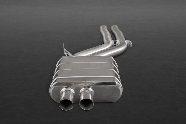 Capristo Valved Exhaust with Mid-Pipes CES3 with Remote - S5 (B8)