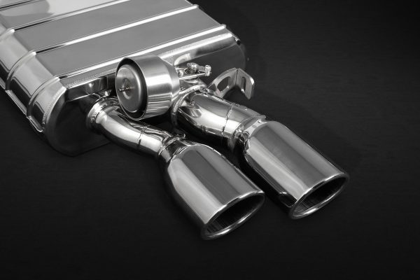 Capristo Valved Exhaust with Mid-Pipes CES3 with Remote - S6 / S7 (C7)