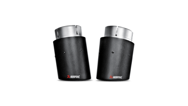 Akrapovic Evolution Line Stainless Steel Midpipe Included - 2 SERIES (F22/F23)