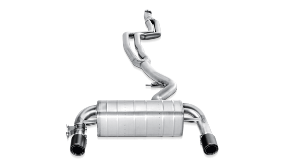 Akrapovic Evolution Line Stainless Steel Midpipe Included - 3 Series (F30/F31)