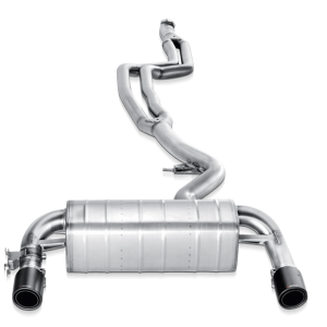 Akrapovic Evolution Line Stainless Steel Midpipe Included - 4 Series (F32/F33)