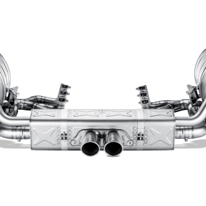 Akrapovic Evolution Line (Titanium) - 997.2 GT3 RS 4.0