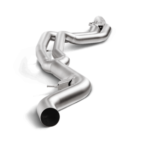 Akrapovic Evolution Link Pipe Set Stainless Steel Midpipe - 2 Series (F22/F23)