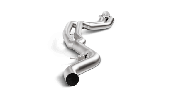 Akrapovic Downpipe with Sport Catalytic Converter Stainless Steel - Z4 (G29)