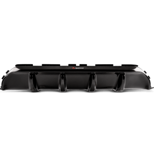 Akrapovic Rear Carbon Fiber Diffuser High Gloss Finish - M5 (F90)