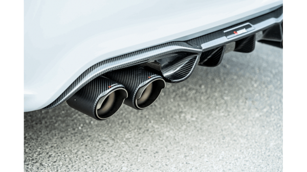 Akrapovic Slip-On Line Titanium Exhaust - M2 Competition (F87)