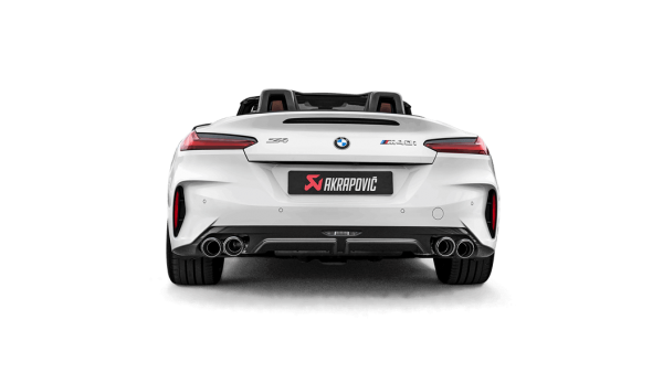 Akrapovic Slip-On Line Titanium Exhaust - Z4 (G29)