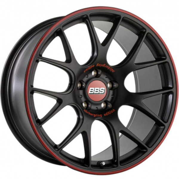 Supreme Power Wheels BBS CHR Nurburgring Edition