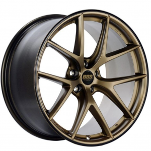 Supreme Power Wheels BBS CIR Bronze