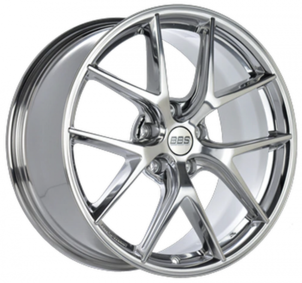 Supreme Power Wheels BBS CIR Ceramic Polished Corvette C8