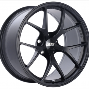 Supreme Power Wheels BBS FI Black Satin