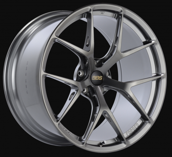 Supreme Power Wheels BBS FI Titanium