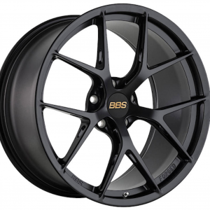 Supreme Power Wheels BBS FIR Black Satin
