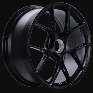 Supreme Power Wheels BBS FIR Black Satin Centerlock