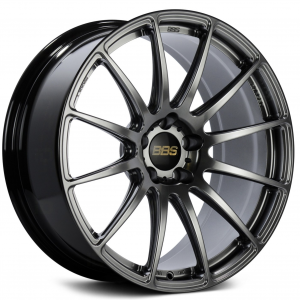 Supreme Power Wheels BBS FS Diamond Black