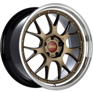 Supreme Power Wheels BBS LMR Bronze