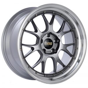 Supreme Power Wheels BBS LMR Diamond Black & Diamond Cut