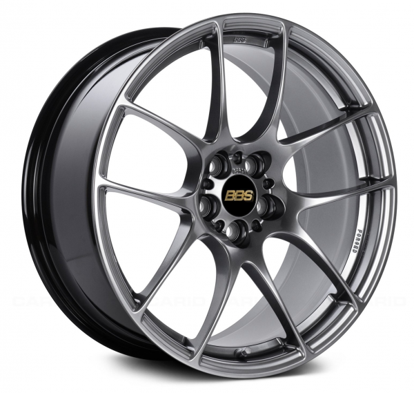 Supreme Power Wheels BBS RF Diamond Black