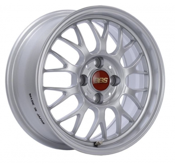 Supreme Power Wheels BBS RGF Sport Silver