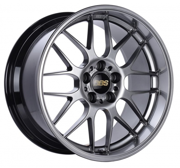 Supreme Power Wheels BBS RGR Diamond Black