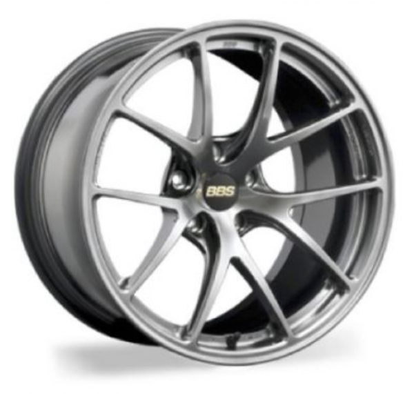 Supreme Power Wheels BBS RIA Diamond Black